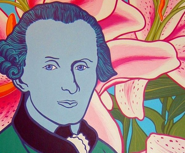 Following the Flowers: What Kant can teach us about Art and Beauty
