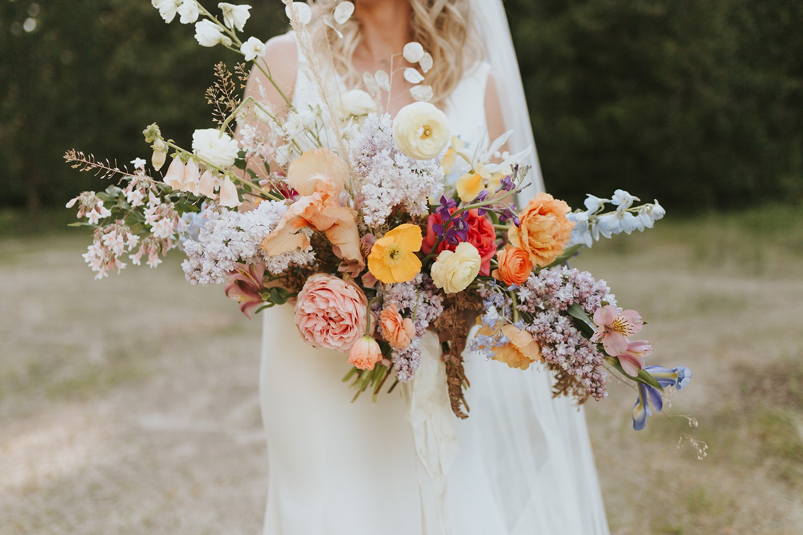 Bridal Bouquet by Isabella Thorndike Church