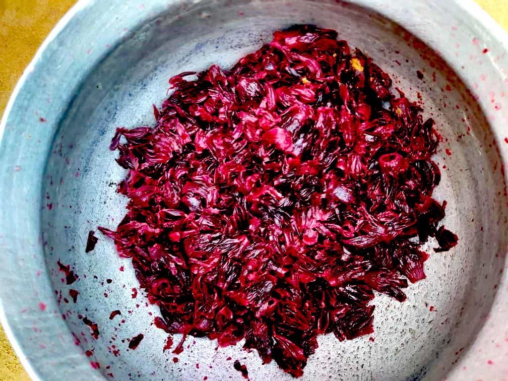 Bissap Hibiscus Juice Senegal