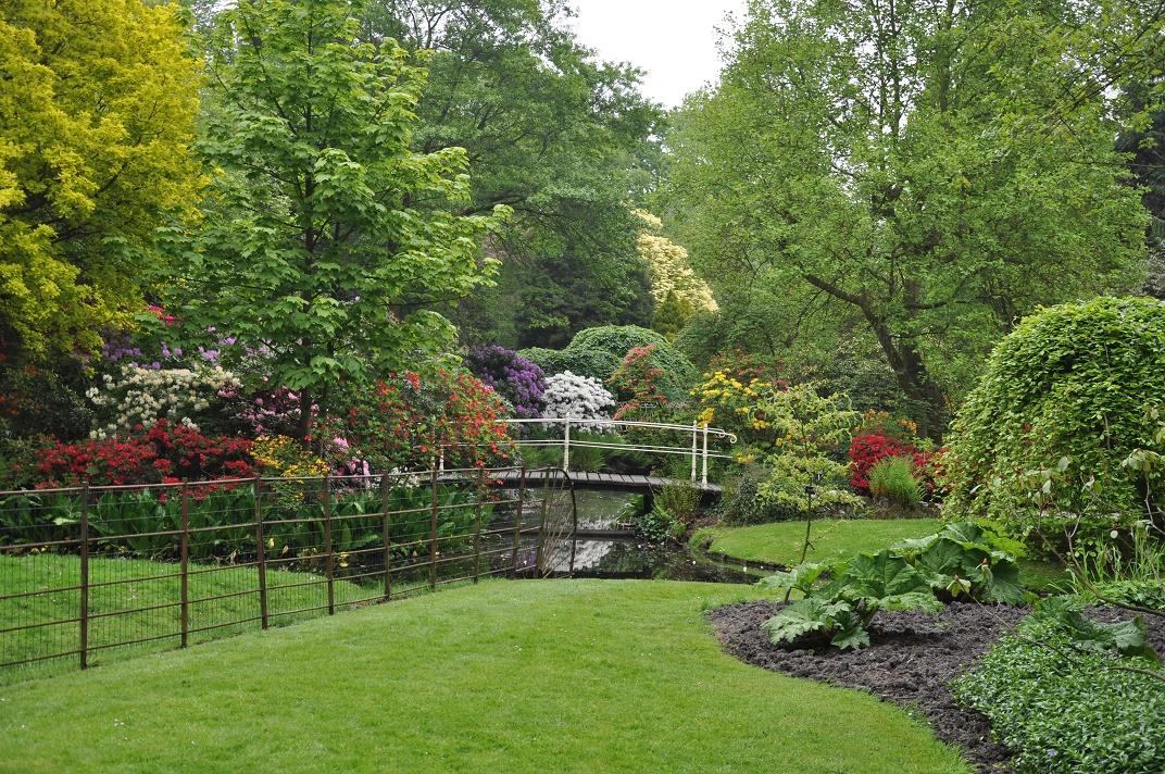 Arboretum Trompenburg in Rotterdam, Netherlands