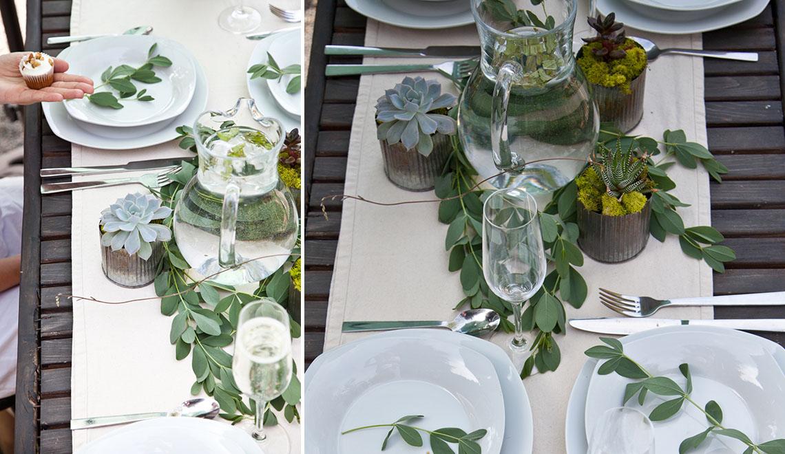 Minimal Wedding Flower Design