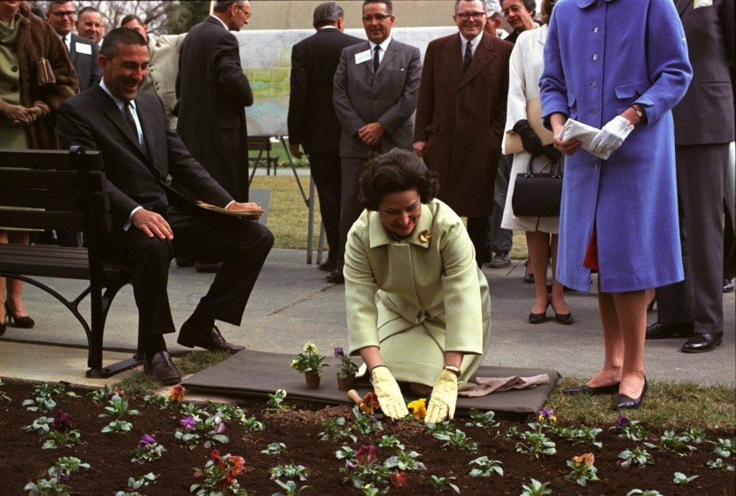 Lady Bird Johnson's Flowerful Legacy